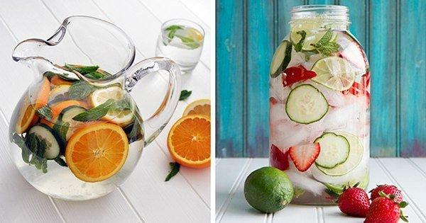 10 освежающих напитков для жаркого лета. Побалуй себя вкуснятиной!