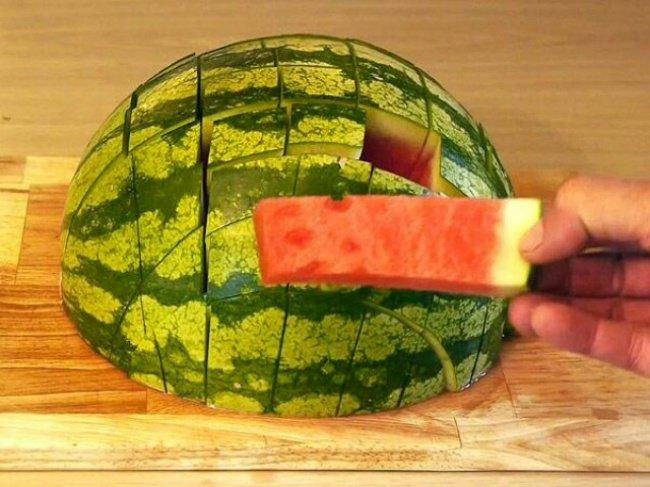 jak snížit meloun