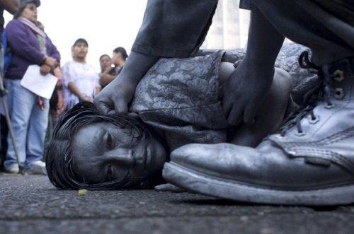 женщина в гватемале