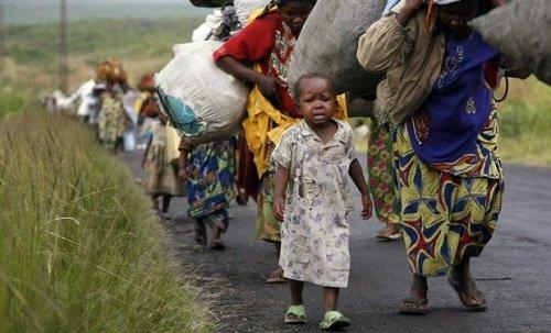 женщины в конго