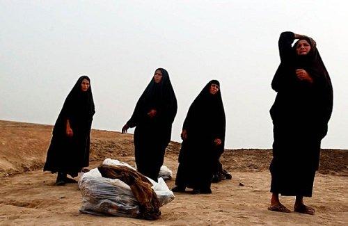 женщины в ираке