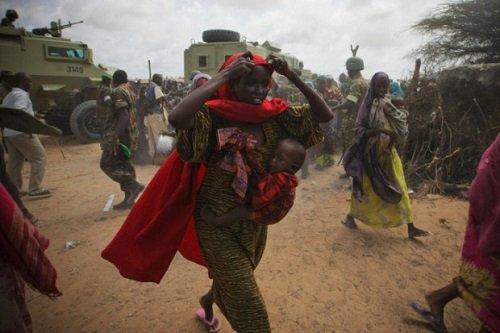 женщины из сомали