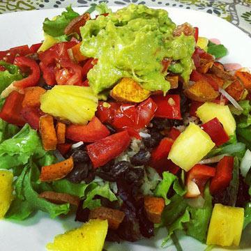 салат буррито