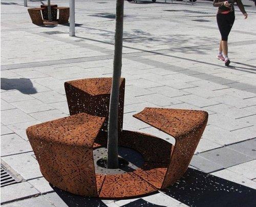 скамейка фото