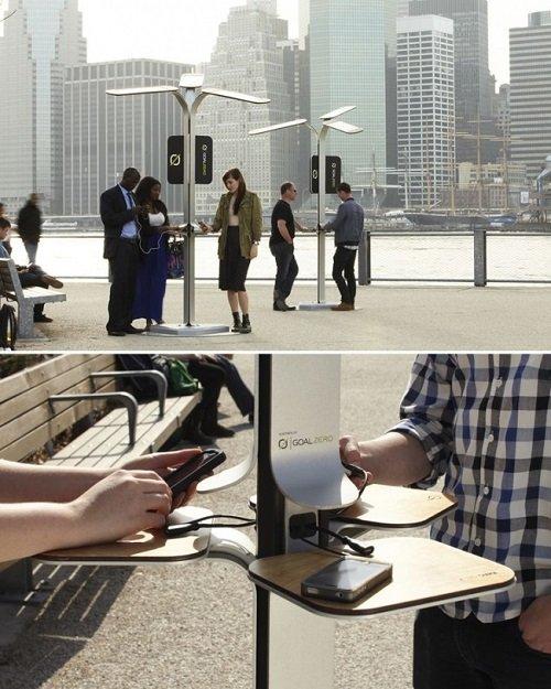 станция для зарядки смартфонов