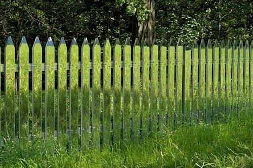 оригинальный забор