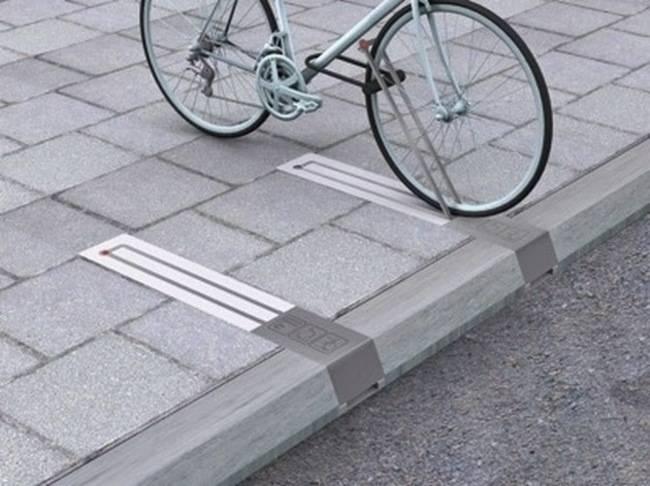 стоянка для велосипеда
