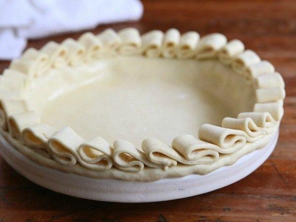 необычный пирог