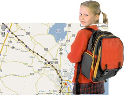 GPS navigátor