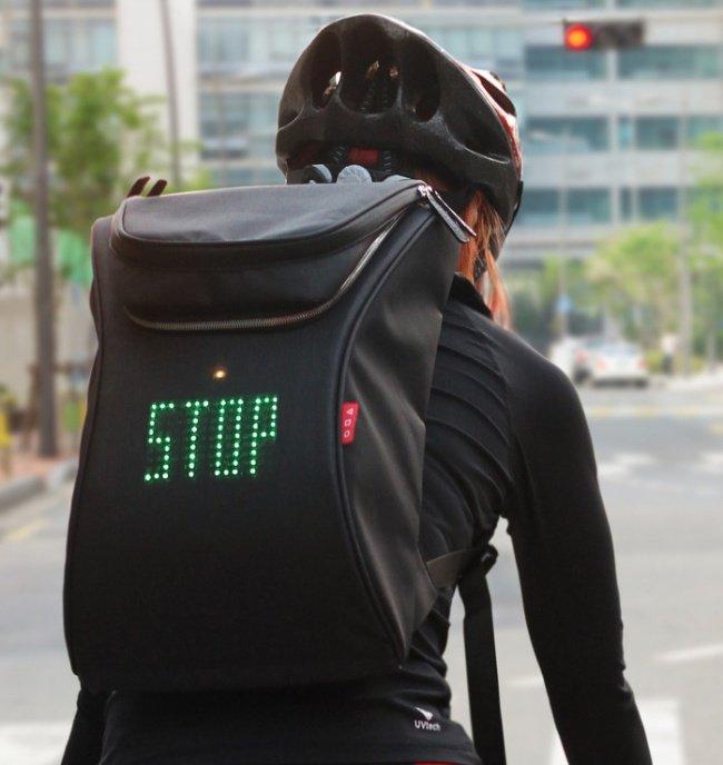 рюкзак для велосипедистов
