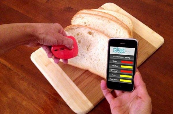 продуктовый сканер