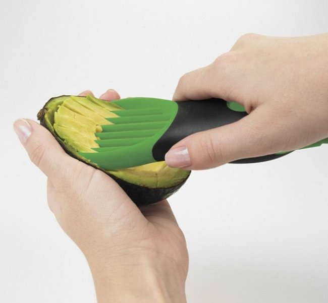 нож для очистки авокадо