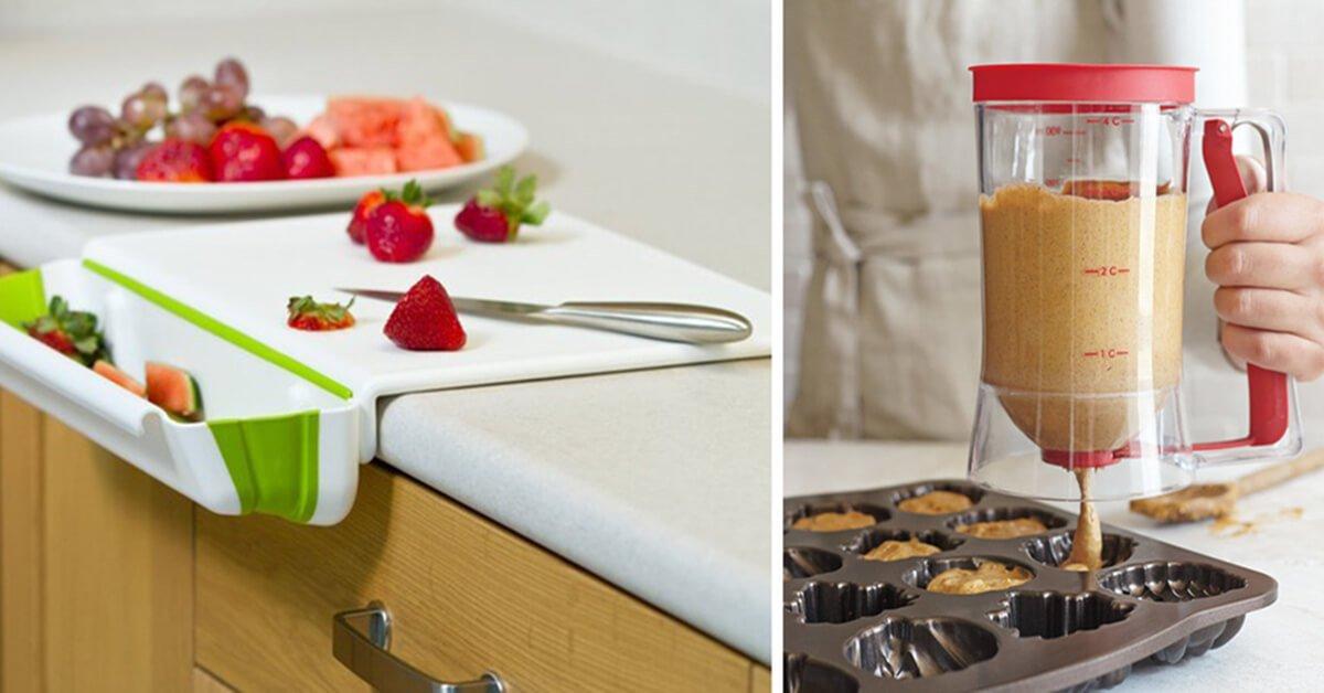 20 гаджетов для кухни, без которых ты больше не сможешь жить!