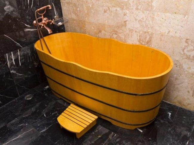 ванна-бочка