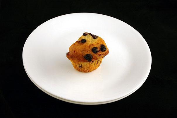 черничный кекс