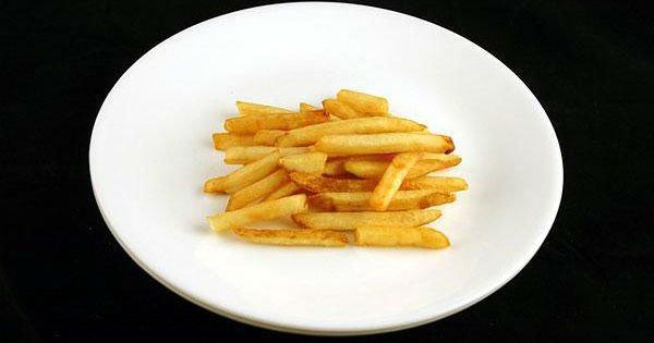 Именно так выглядят 200 калорий в разных продуктах! Я бы никогда не подумал, что это так.