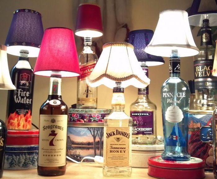 25 изделий из бутылок