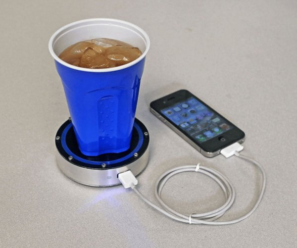 зарядное от чашки