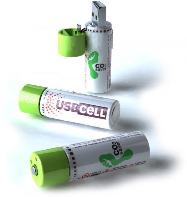 USB-разъем для батареек