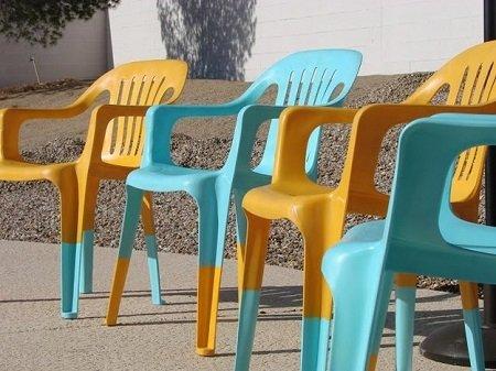 пластиковый стулья