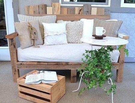 диван со столом