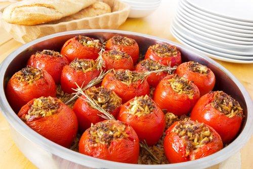 помидоры по-имеретински