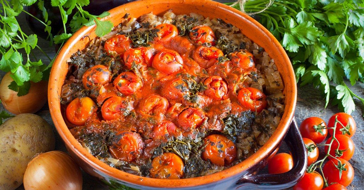 3 бесподобных рецепта блюд из помидоров. Такую вкуснотищу могли придумать только грузины!