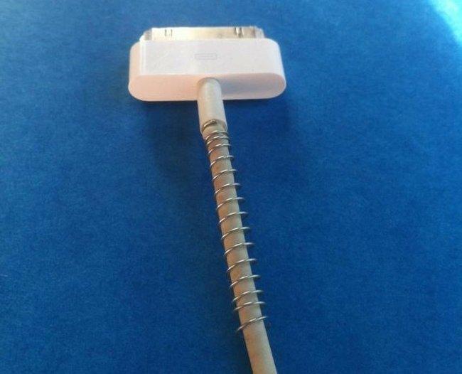 пружина для зарядного устройства