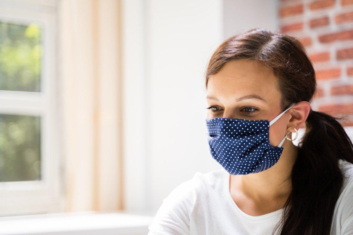 Как пошить приятную в носке 3D-маску, не прижимающую уши