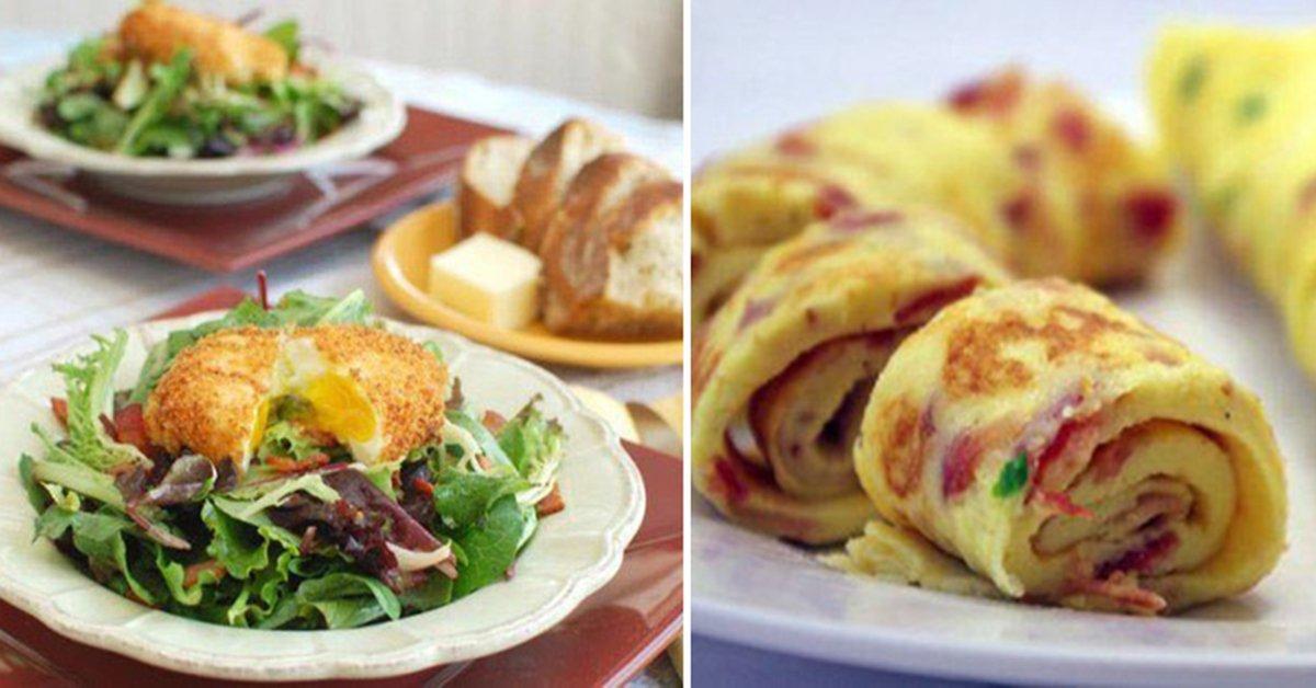 Чем заменить яичницу на завтрак: 5 альтернативных рецептов блюд из яиц.