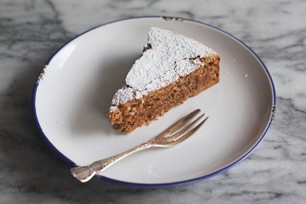 ореховый торт