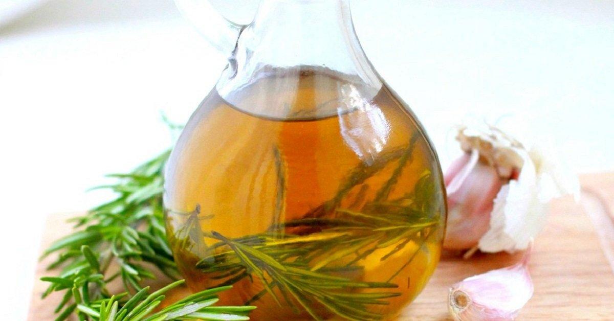 Настойка с оливковым маслом