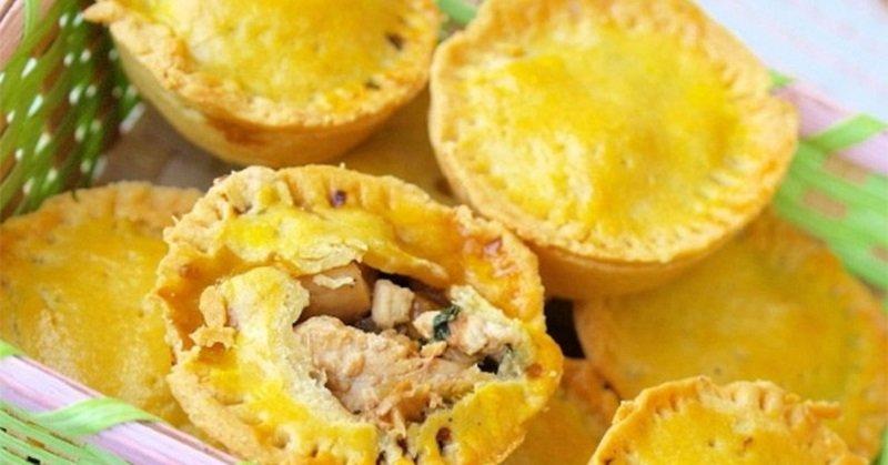 5 рецептов тарталеток: отличная закуска к праздничному столу.