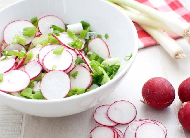 5 салатов для здорового питания