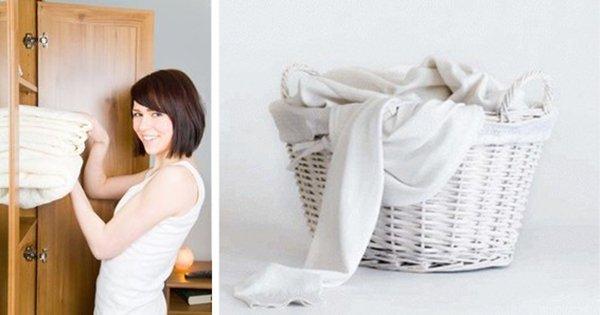 Подари потускневшим белым вещам новую жизнь: 5 эффективных способов отбеливания.