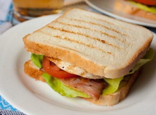 сэндвич скурицей