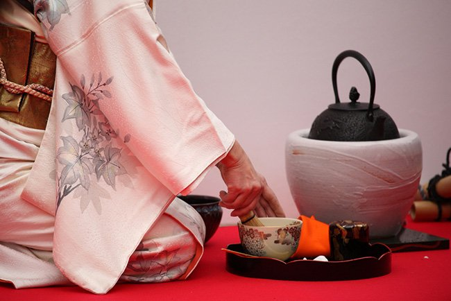 чайная церемония