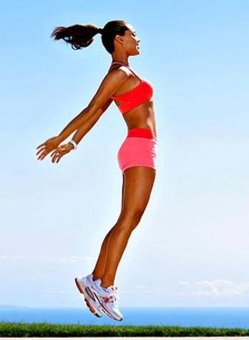 упражнение для похудения