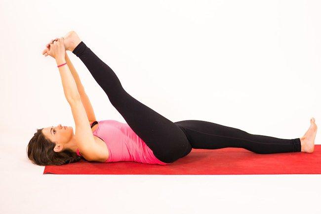 упражнение для подколенного сухожилия