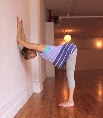 Позы йоги для шейного отдела