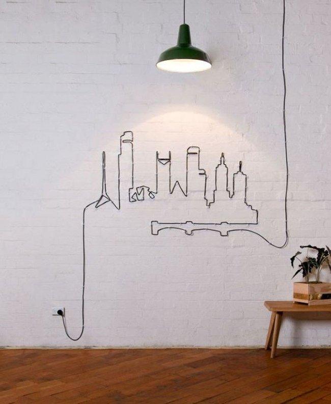 провод от электроприбора