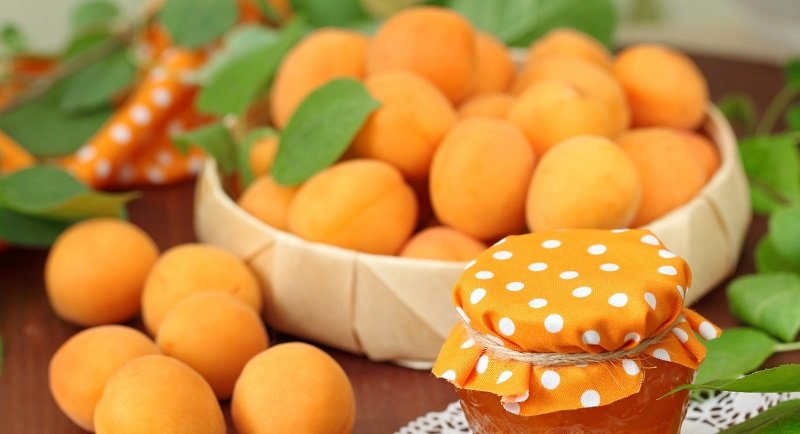 абрикосы на варенье