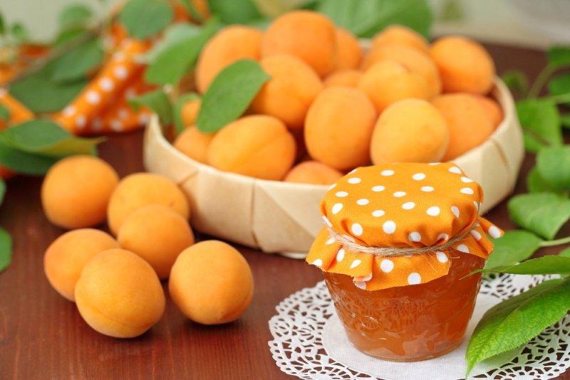 абрикосовое варенье польза
