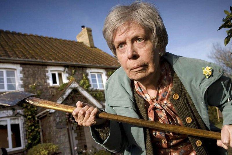 агрессивное поведение у пожилых людей