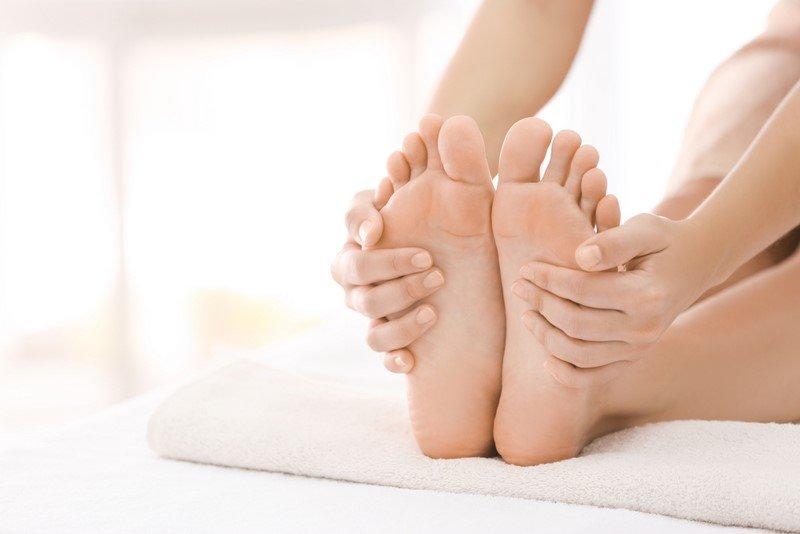биологически активные точки массаж
