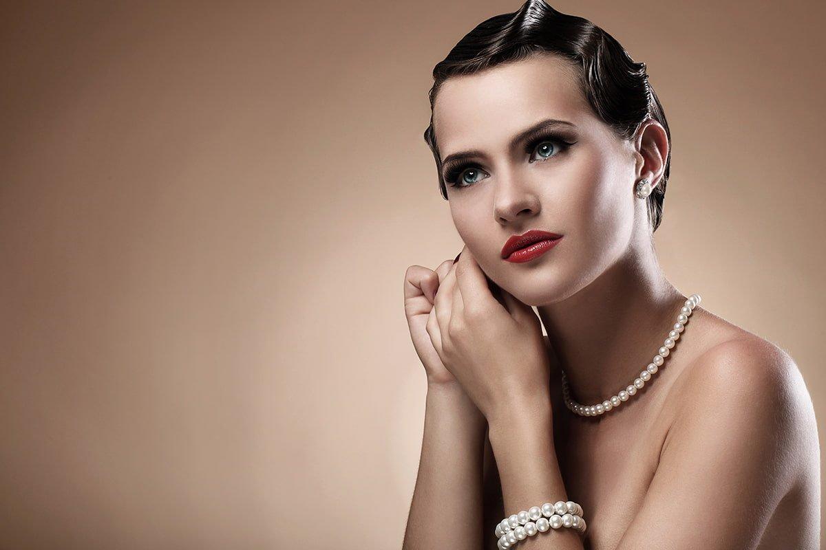 Как выкручивались красавицы прошлого столетия без салонов красоты