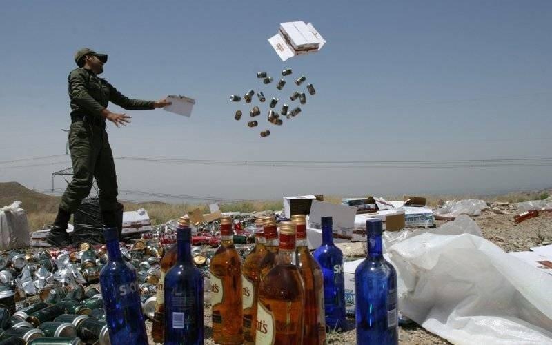 Ислам и спиртное