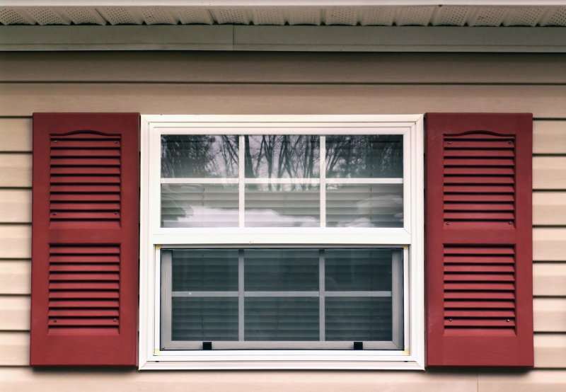 американские окна