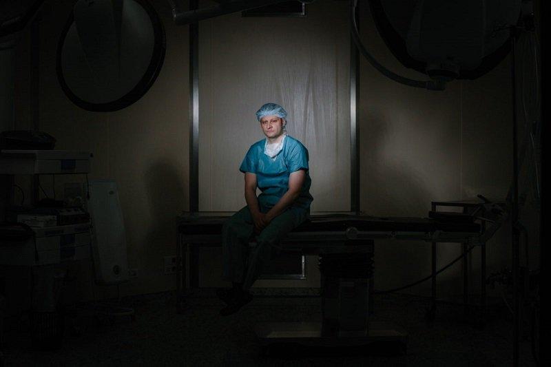 хирург андрей павленко