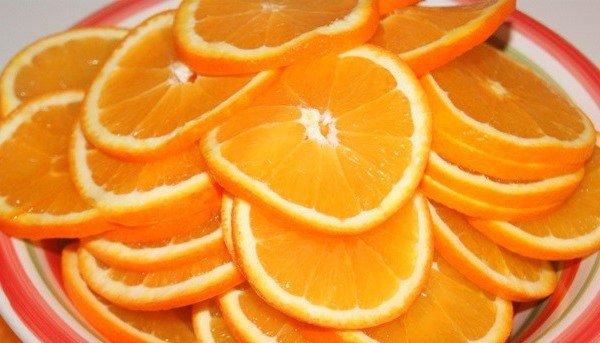 апельсины десерты рецепт